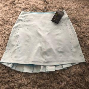Nike Dry Women's Light Blue Golf Skirt Size XS